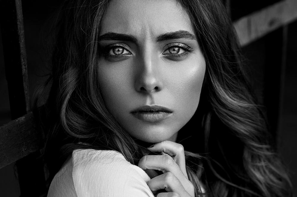 View this piece of fine art photography titled Natasha by Viktor Cherkasov
