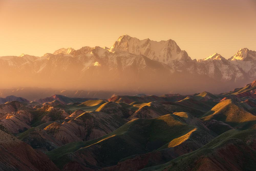 The Bogda Peak