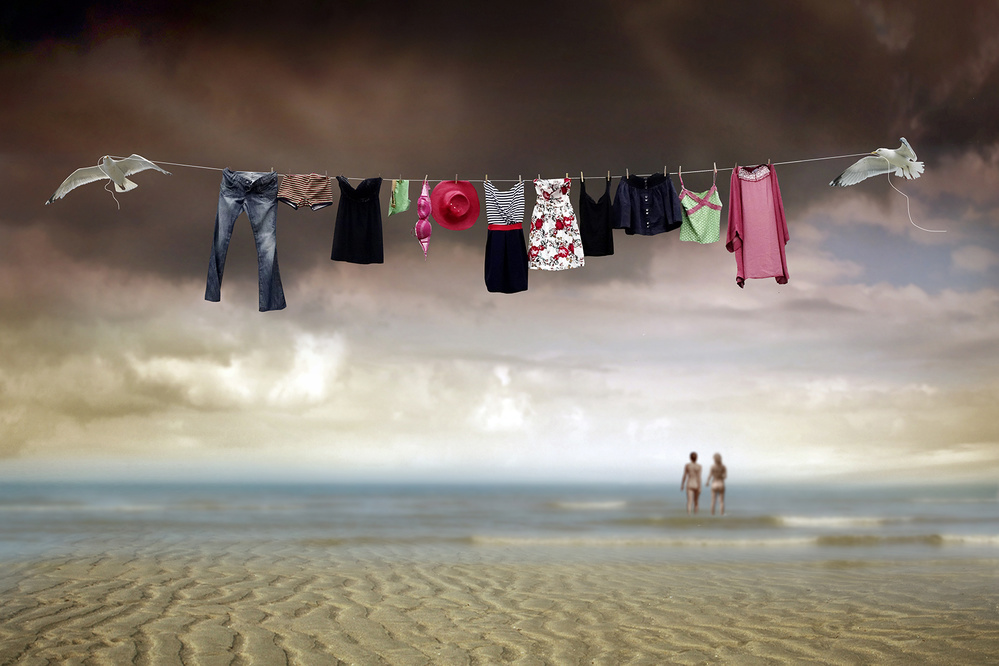 A piece of fine art art photography titled Ecological Freedom by Ben Goossens