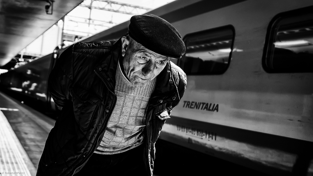 View this piece of fine art photography titled Railway Station #1 by Matteo Musetti