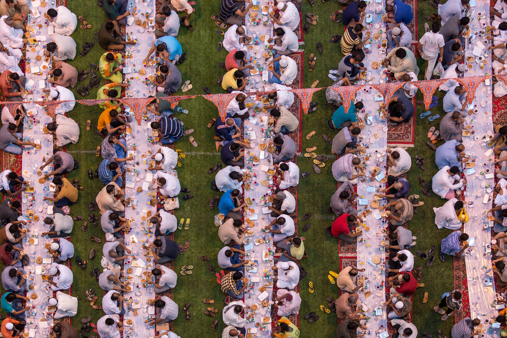 View this piece of fine art photography titled Iftar Ramadan by Ammar alamir