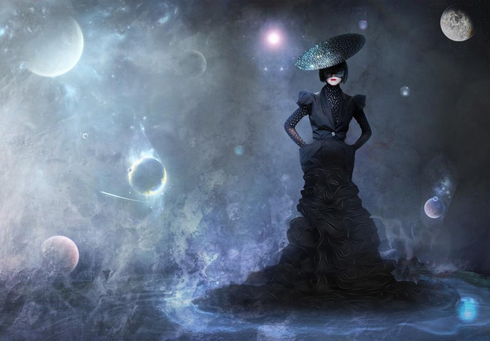 A piece of fine art art photography titled Magic by Natalia Simongulashvili   ( NATALIORION )