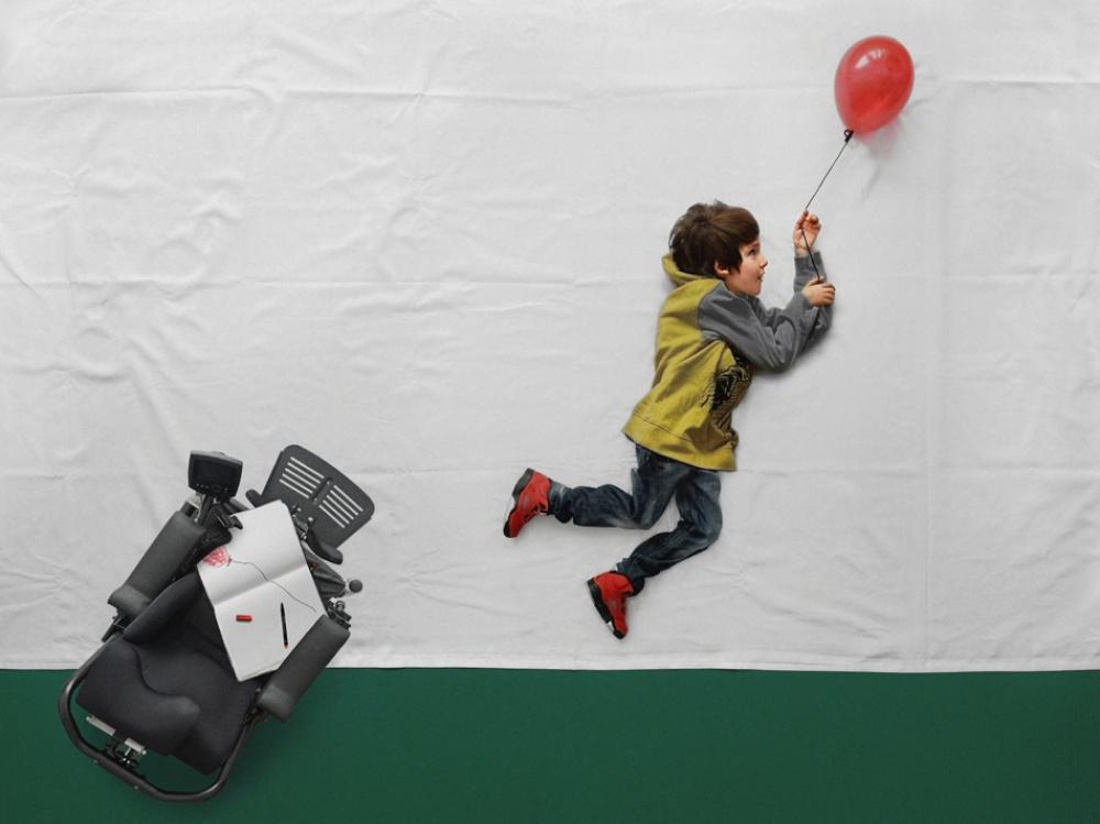 A piece of fine art art photography titled The Little Prince (II/VIII) by Matej Peljhan