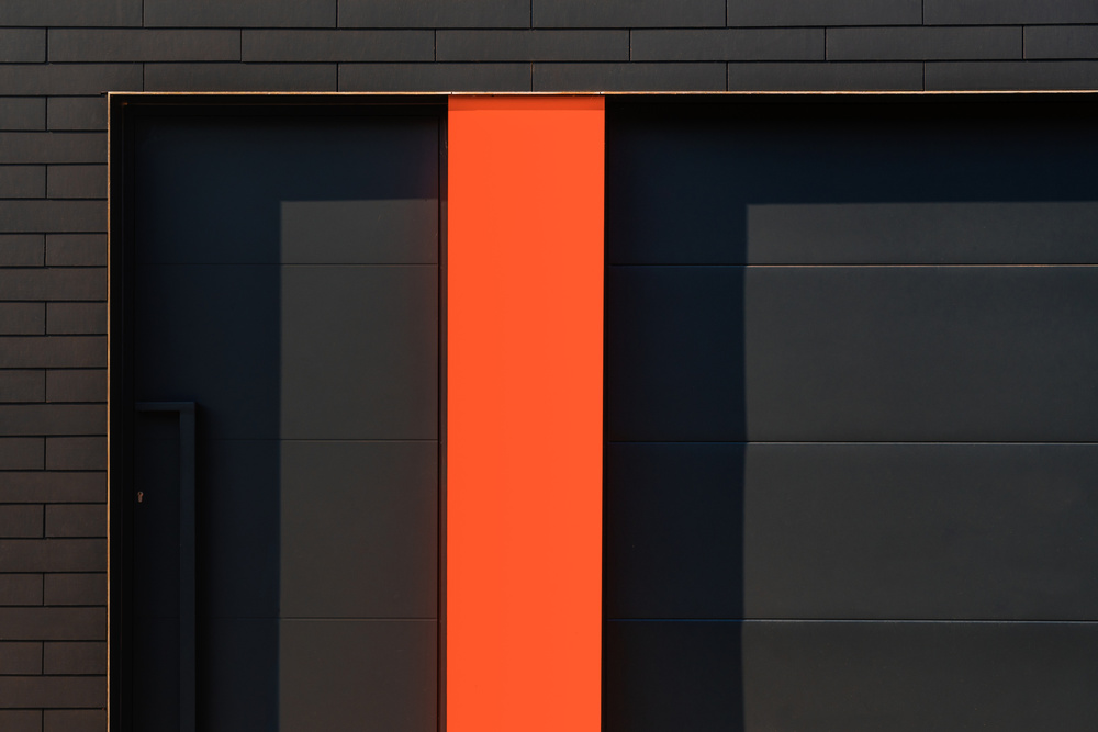 A piece of fine art art photography titled Paint It Black by Luc Vangindertael (laGrange)
