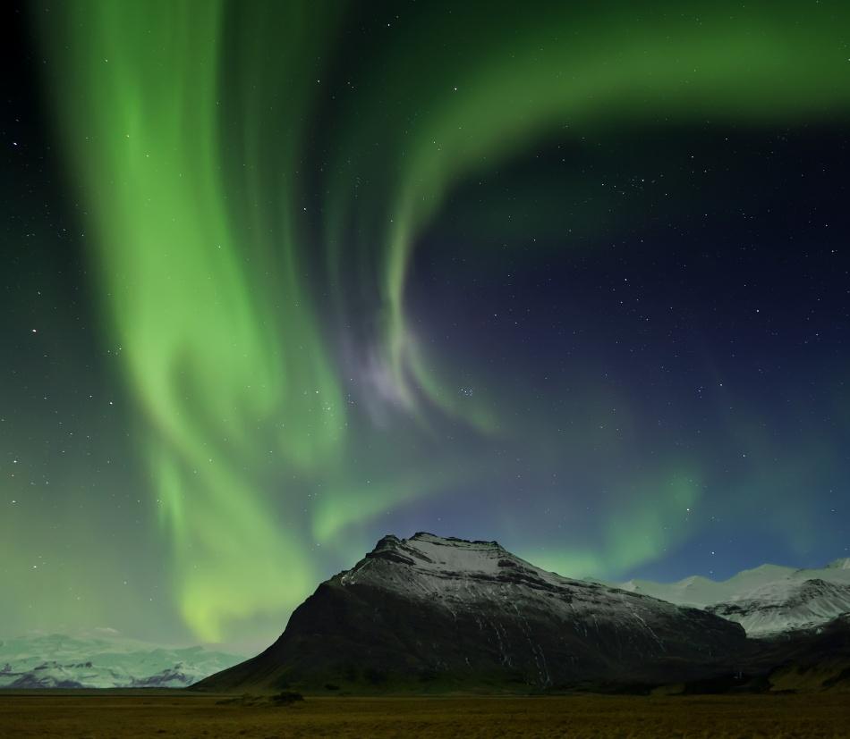 A piece of fine art art photography titled Aurora by Martin Zalba