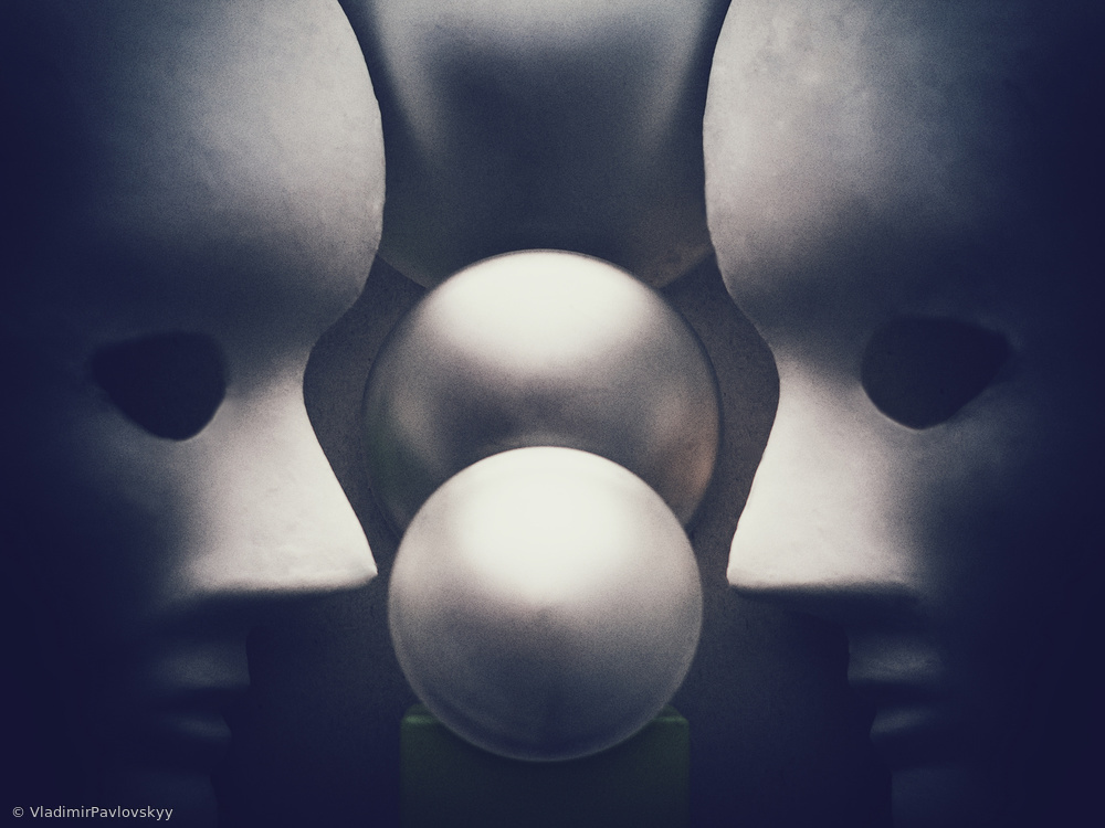 View this piece of fine art photography titled The structure of the inner void. by milan malovrh