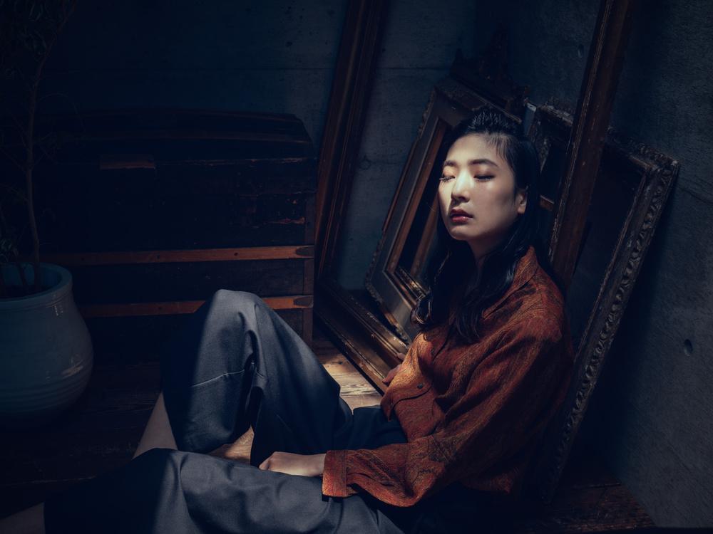 A piece of fine art art photography titled Untitled by Akiomi Kuroda