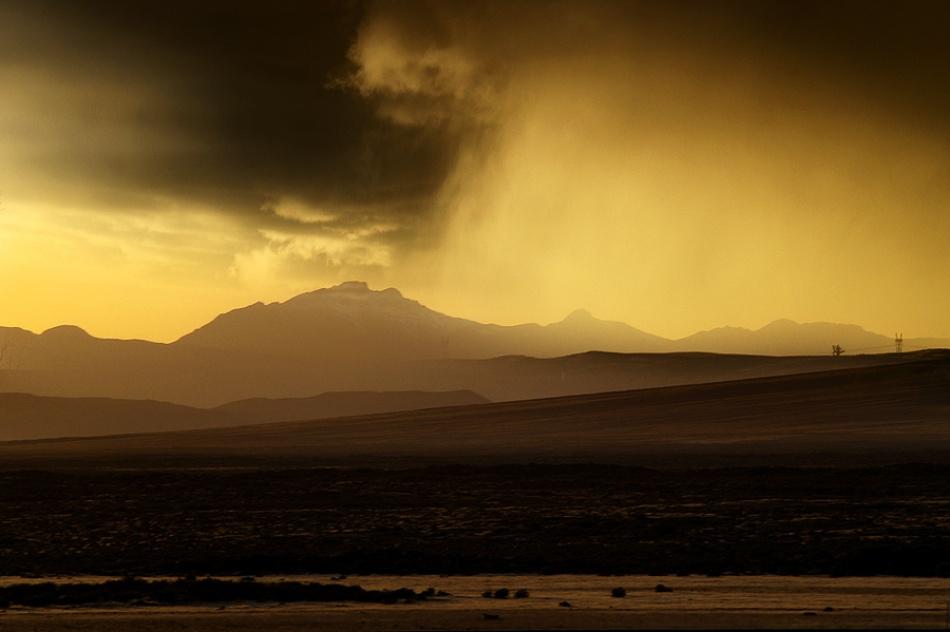 A piece of fine art art photography titled Nevada by Milko Valnev