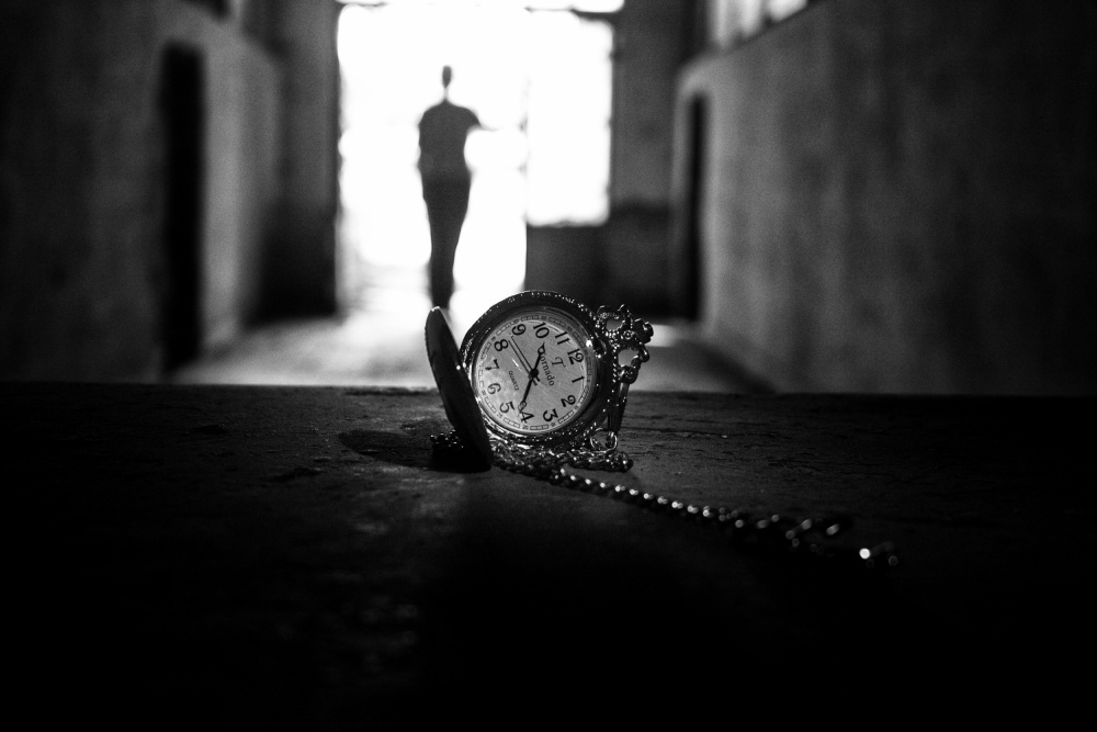 A piece of fine art art photography titled Time by Özden SEVİM