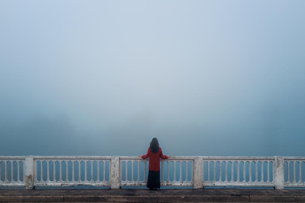 A piece of fine art art photography titled Untitled by MIKHAIL POTAPOV