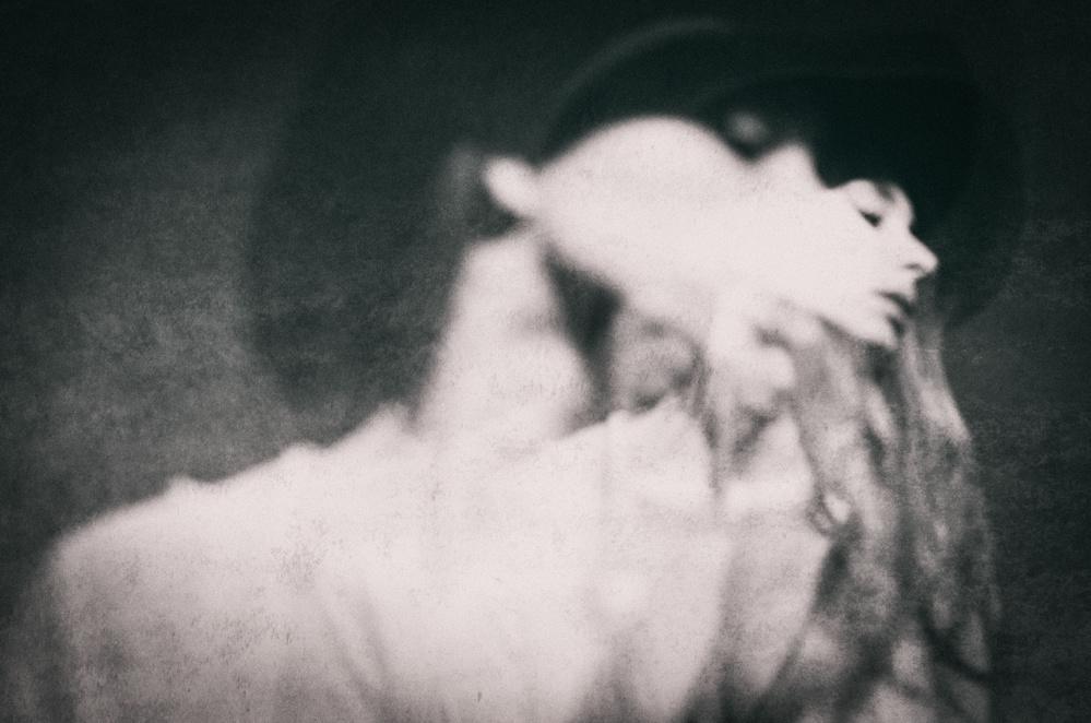 A piece of fine art art photography titled Layers of Temptation by Marek Juras