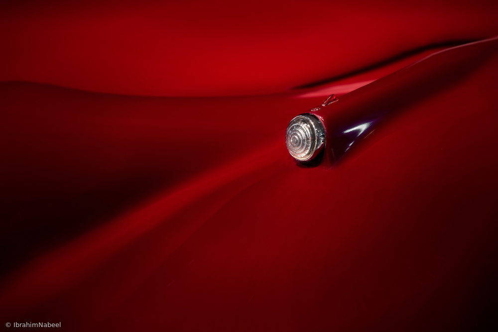 View this piece of fine art photography titled A red turn by kahar lagaa