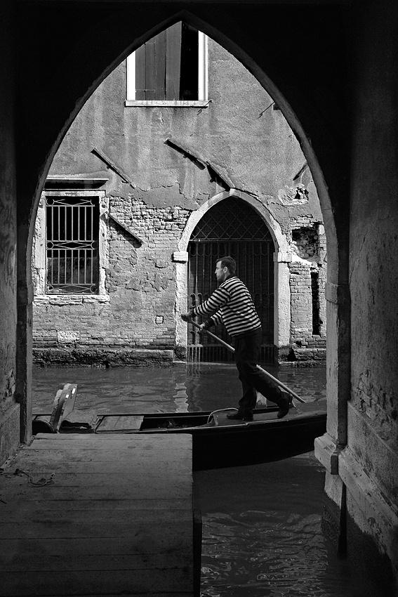 A piece of fine art art photography titled Moment III by Jure Kravanja