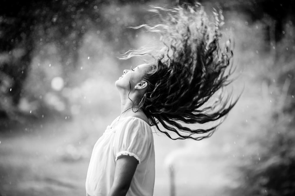 A piece of fine art art photography titled Heat by Evelina Petkova