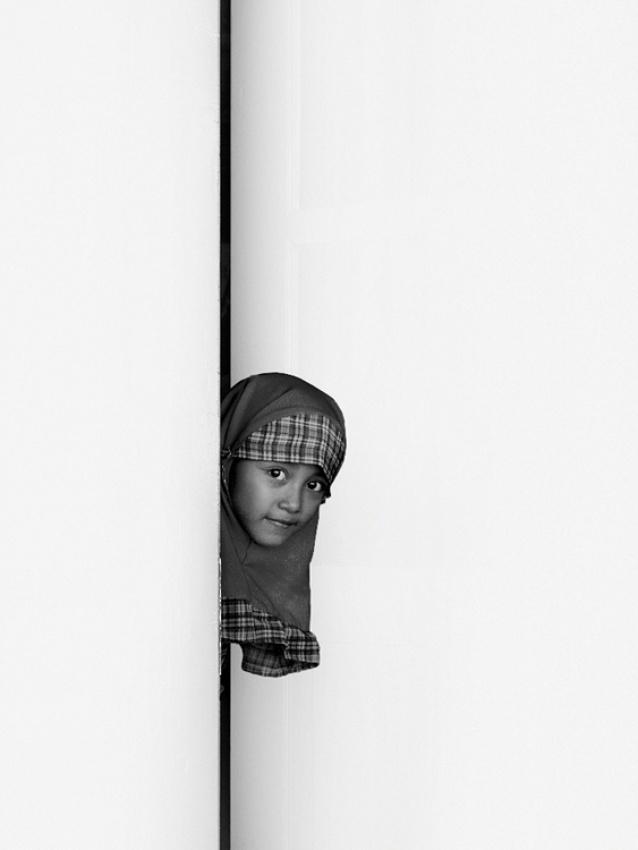 A piece of fine art art photography titled Cilukba by Muhammad Nursyamsi