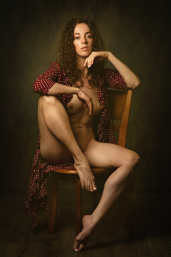 View this piece of fine art photography titled Yulia by Filipe Correia