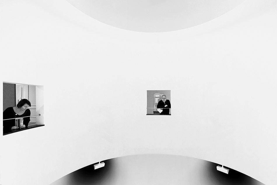 A piece of fine art art photography titled Bonnefanten by Leo Jan Jonkers
