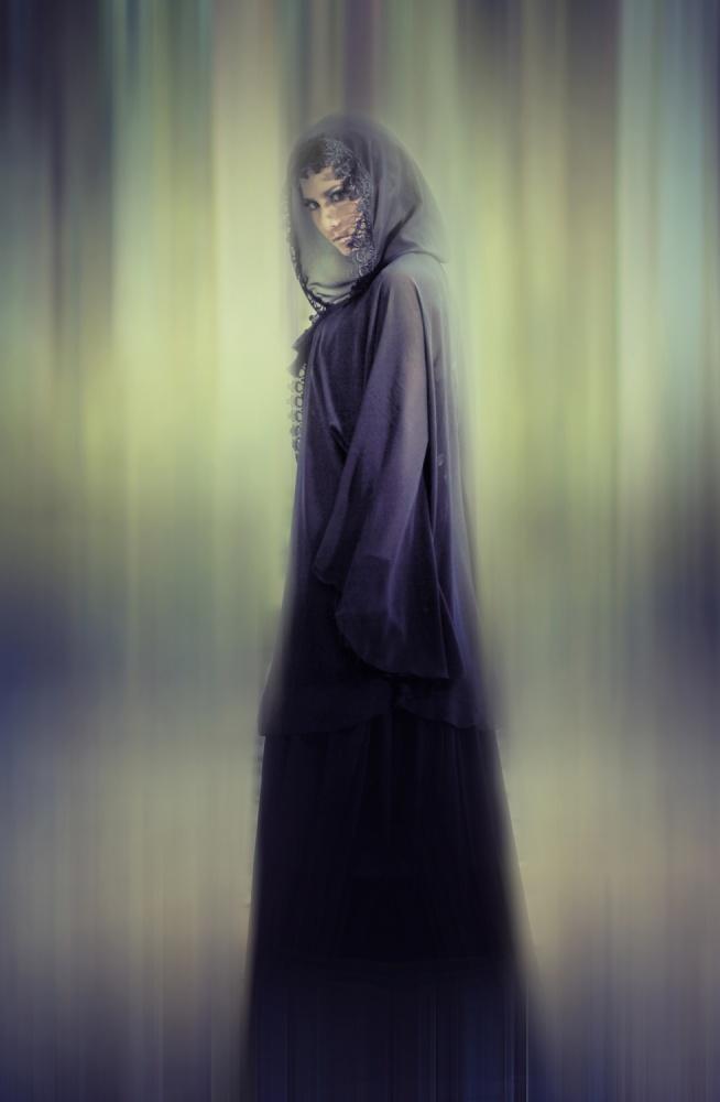 A piece of fine art art photography titled Don't Go Away by Akhmad Fauzi Nurulhamzah