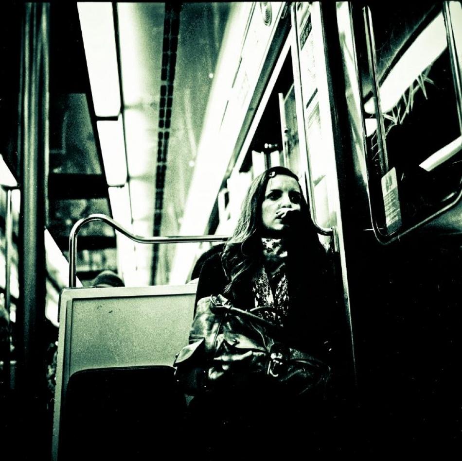 A piece of fine art art photography titled Metro by robillard laurent