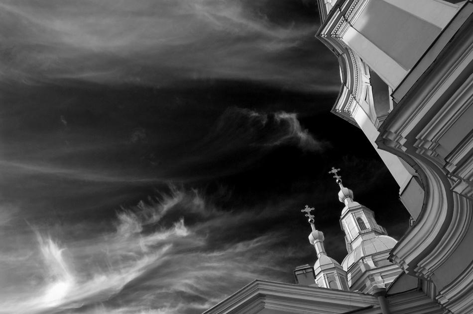 mystic russian church