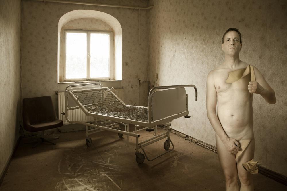 A piece of fine art art photography titled Layers by Christine von Diepenbroek