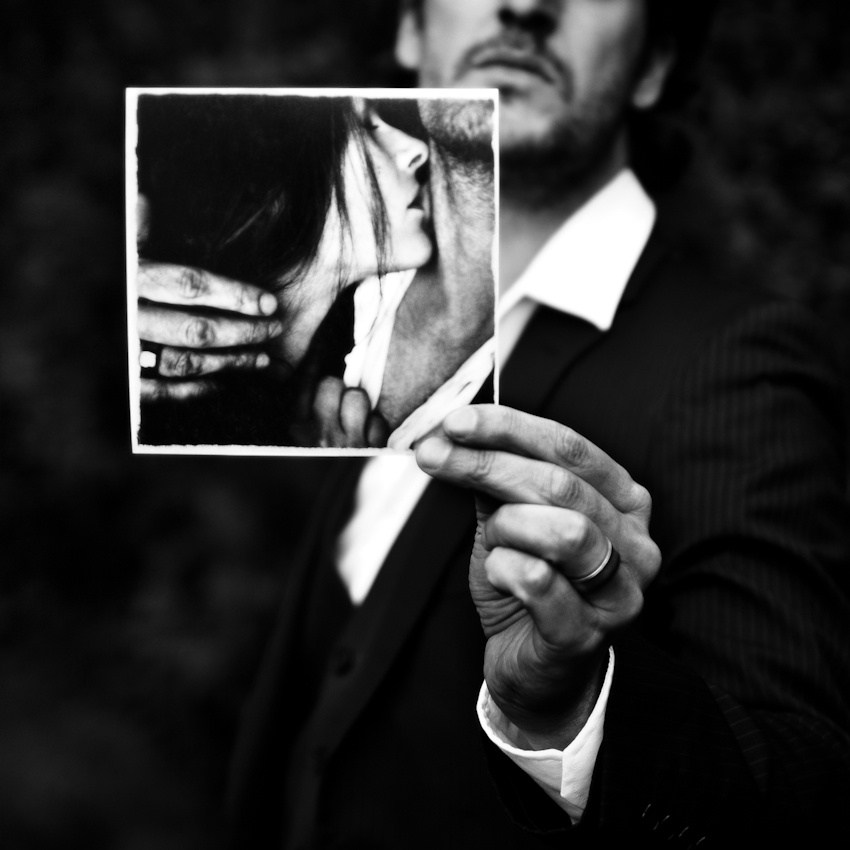 A piece of fine art art photography titled Miss You by benoit courti