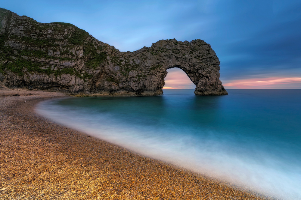 A piece of fine art art photography titled Dorset by Joaquin Guerola
