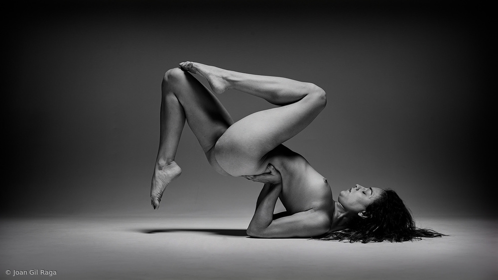 View this piece of fine art photography titled Joy yogui by Joan Gil Raga