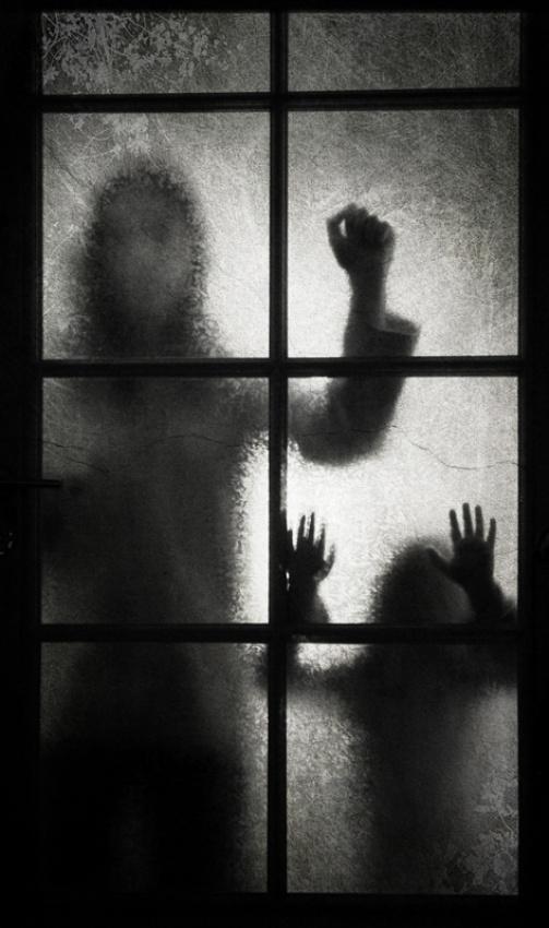 A piece of fine art art photography titled Forgotten Children by Monika Gniot