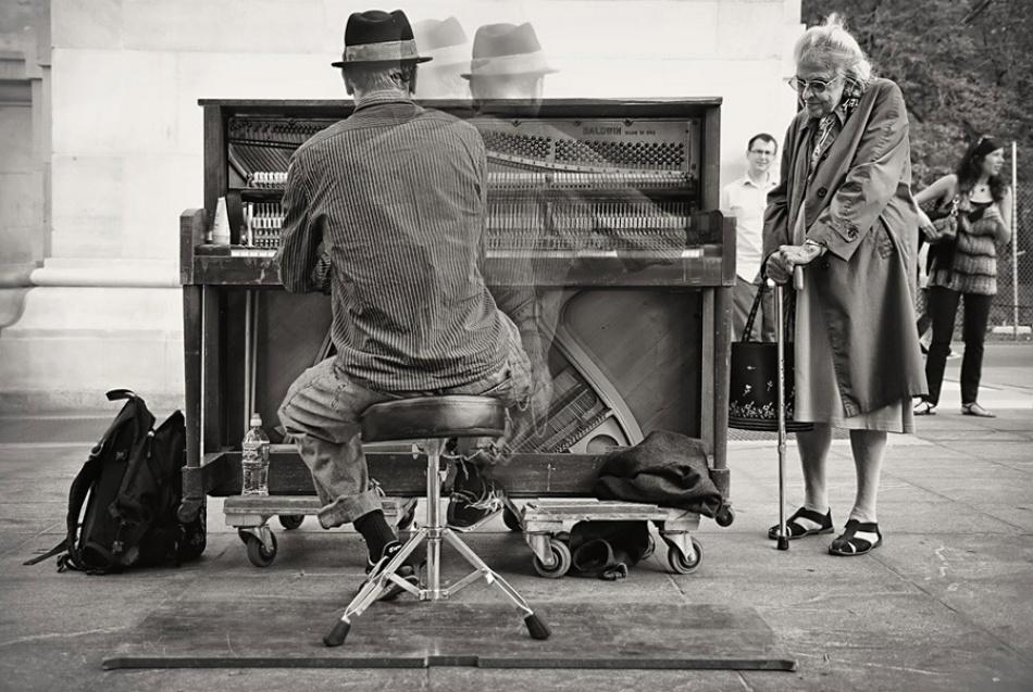 Piano Man Fan