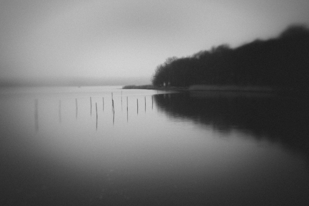 A piece of fine art art photography titled Quiet Day by Jørgen Feldstedt