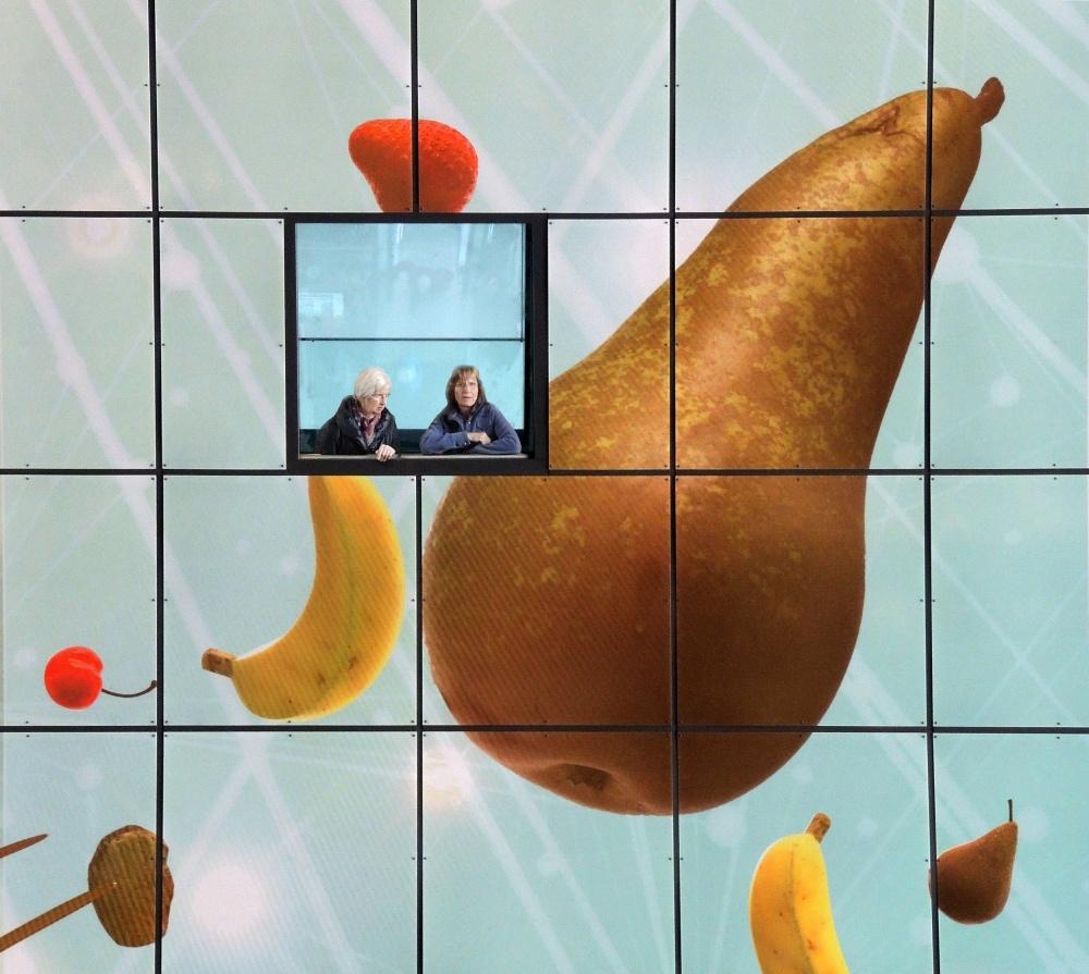 A piece of fine art art photography titled We Like Fruits! by Huib Limberg