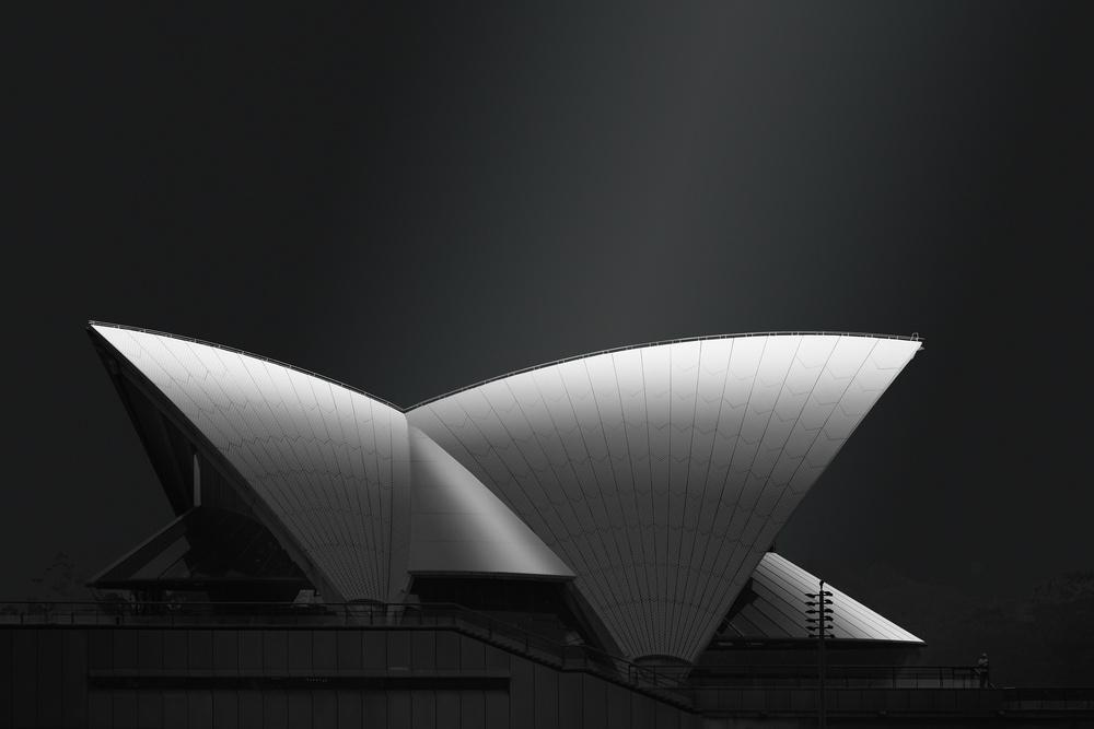 Opera House Study 3
