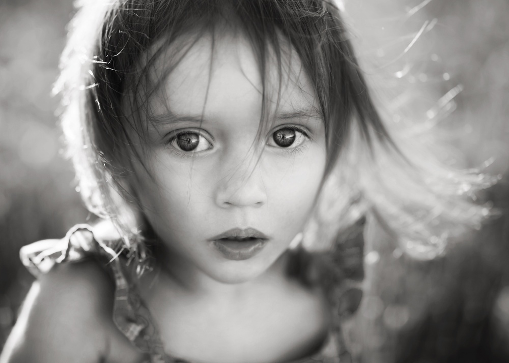 A piece of fine art art photography titled Little Pixie by Lisa Holloway