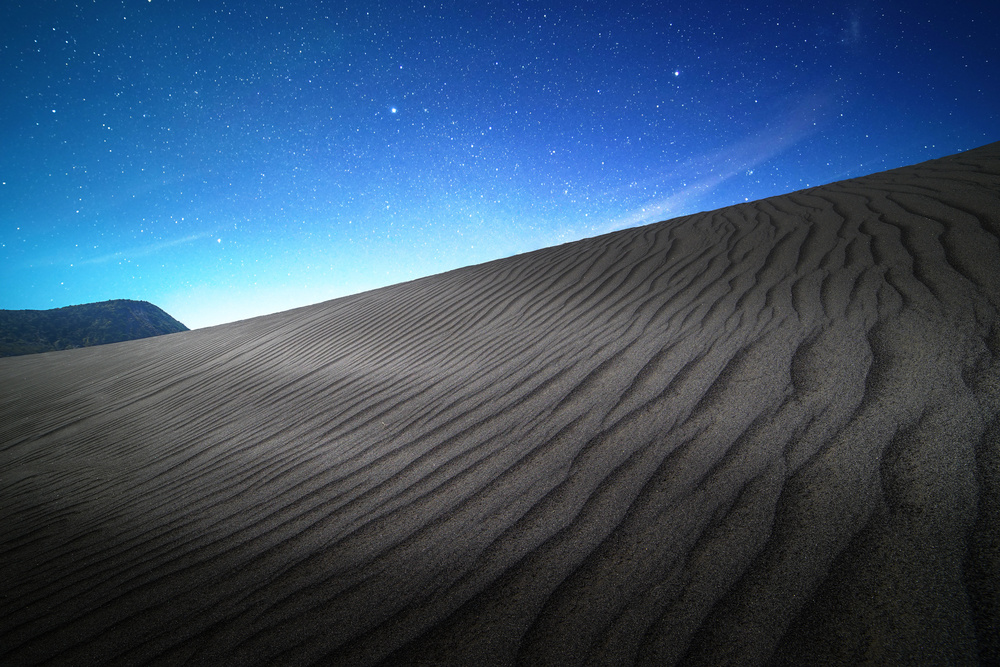 Pasir Berbisik - Whispering Sands