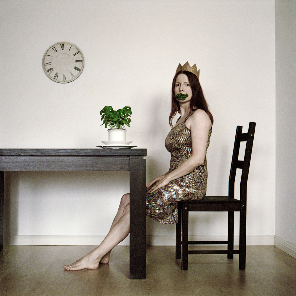 View this piece of fine art photography titled The queen of green by Huib Limberg