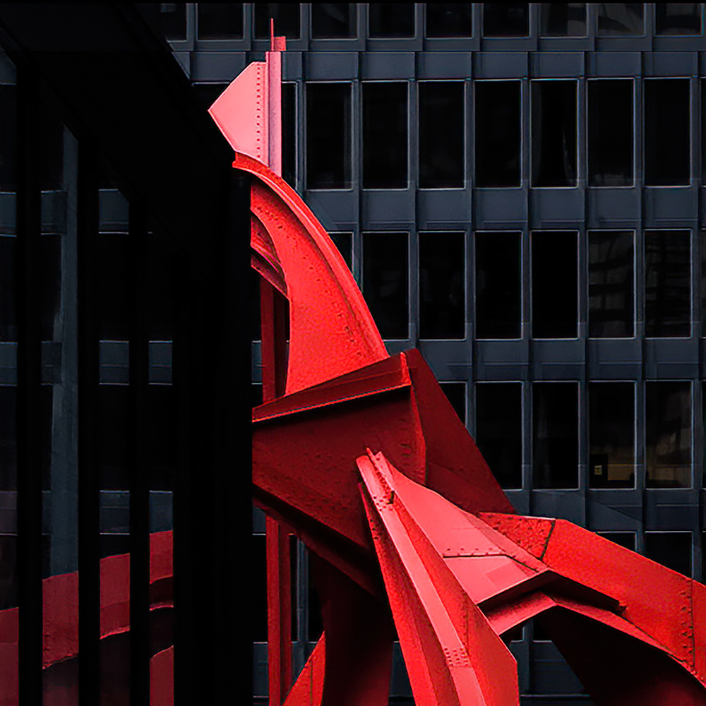 View this piece of fine art photography titled City Color by James Barr