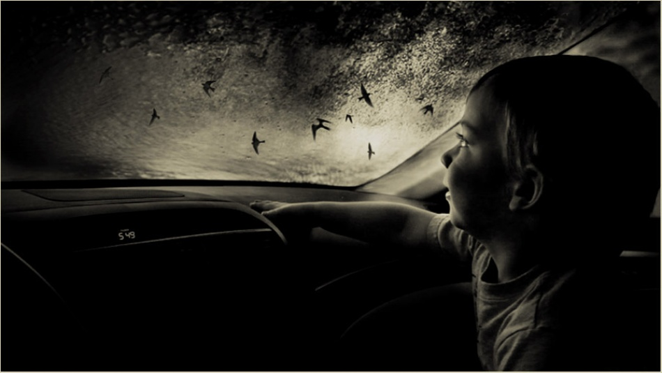 A piece of fine art art photography titled Untitled by Angela Bacon-Kidwell