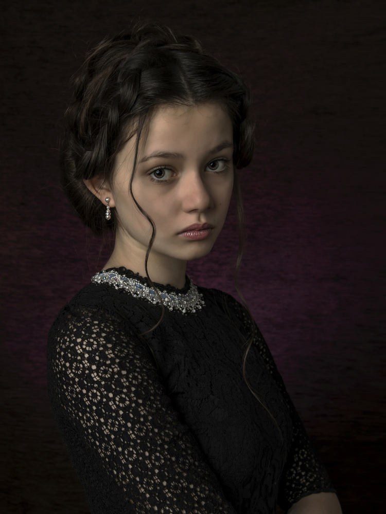 View this piece of fine art photography titled Natalia by Ovidiu Gabor
