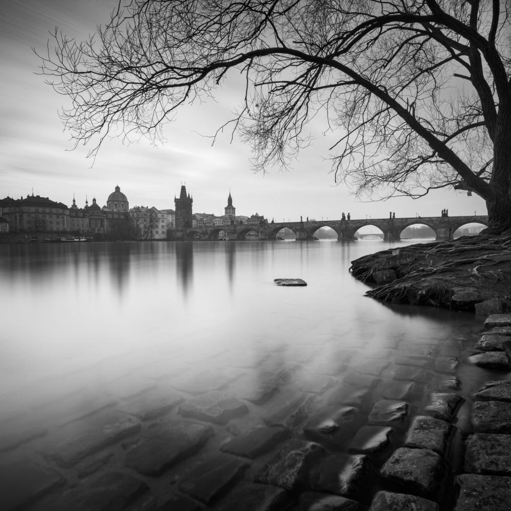 A piece of fine art art photography titled Morning Silence by Martin Rak