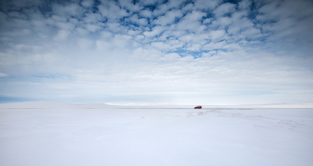A piece of fine art art photography titled Open Spaces by keller