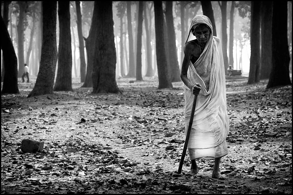 A piece of fine art art photography titled Hope Never Dies by Robert