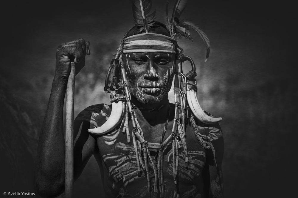 Warrior from Ethiopia