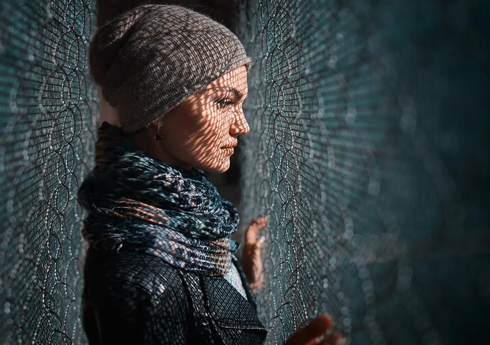 A piece of fine art art photography titled Tracery by Alexey Martinevsky