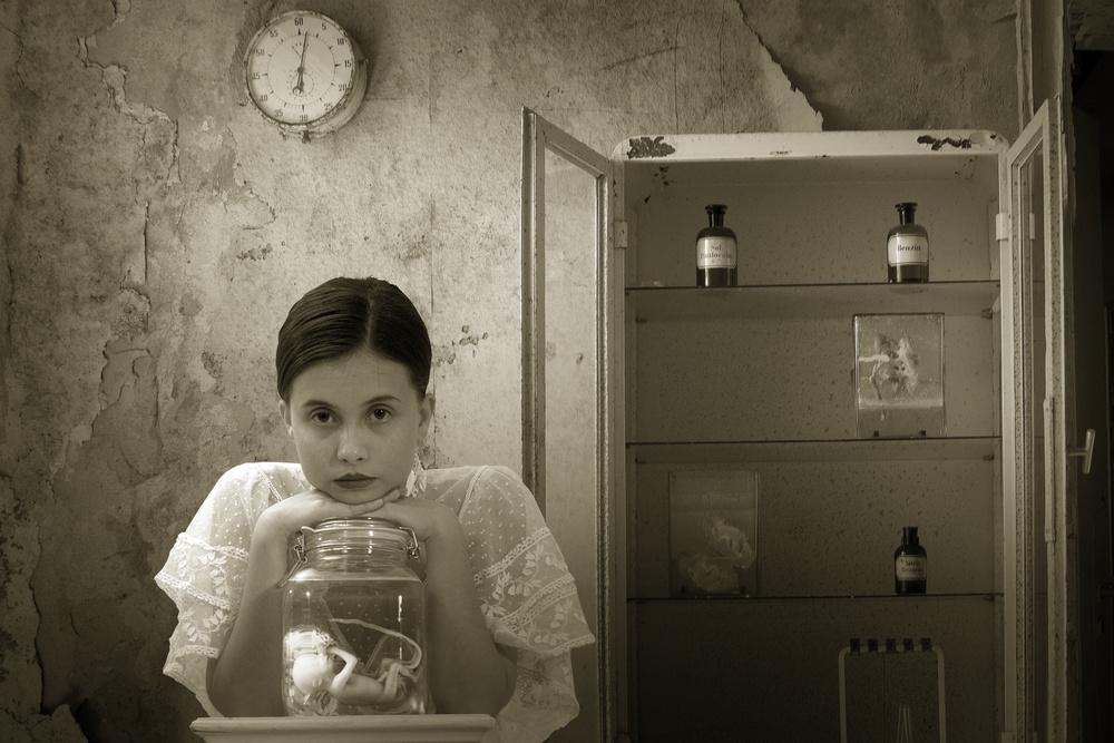 A piece of fine art art photography titled Memories by Christine von Diepenbroek