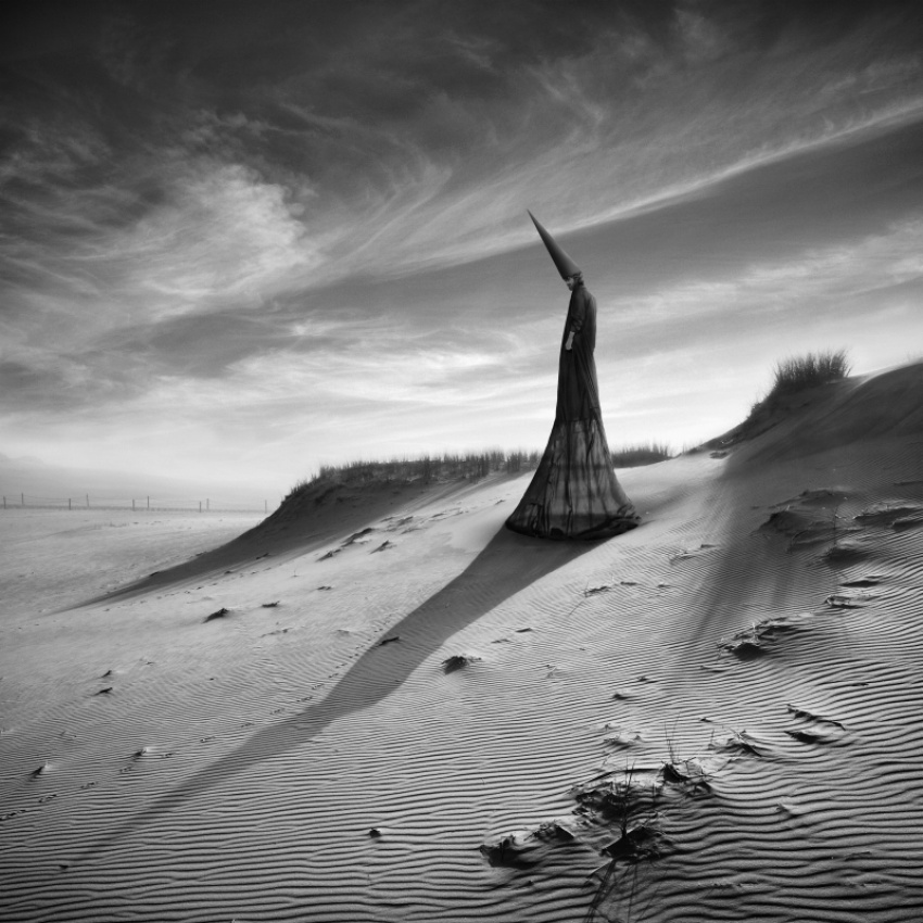 A piece of fine art art photography titled Theater of Dreams by Dariusz Klimczak