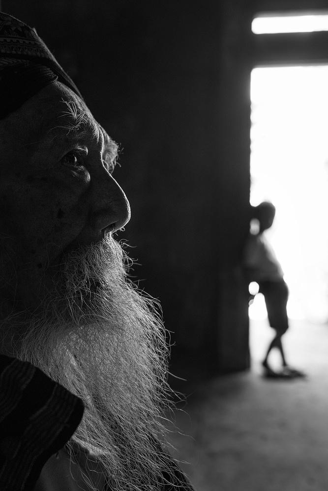 A piece of fine art art photography titled Hope by Nicholas Surya Wibowo