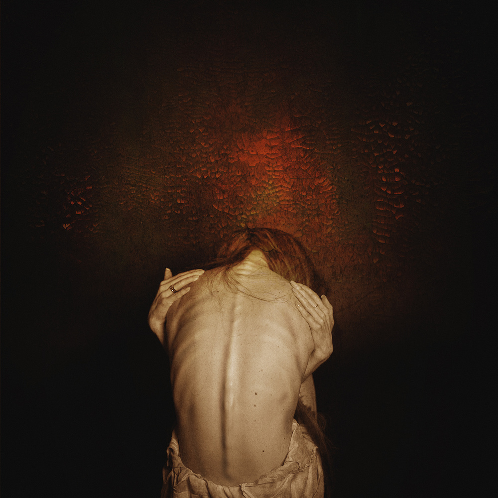 View this piece of fine art photography titled Sad thoughts by Mike Darzi