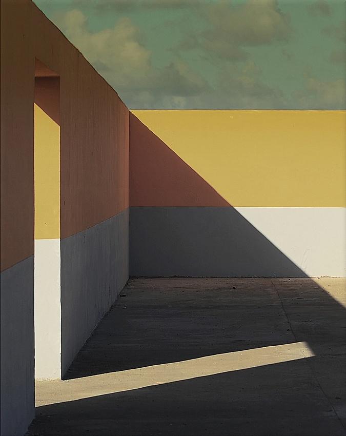 A piece of fine art art photography titled Porte De Lumières by pascal bobillon
