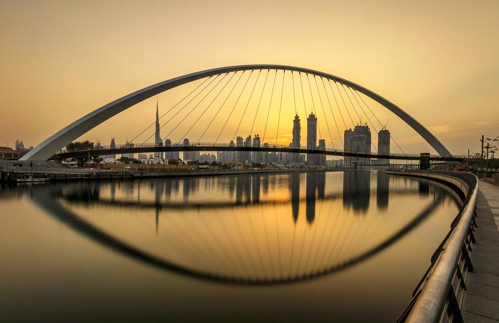 Dubai Water Canal